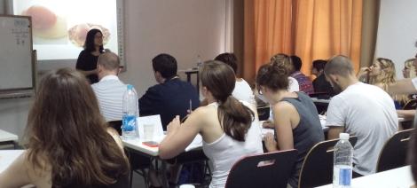 2015 EC Shanghai teaching