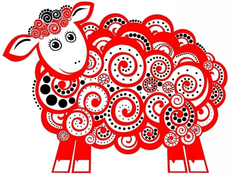 2015-new-year-card-with-red-sheep2-e1416540134434