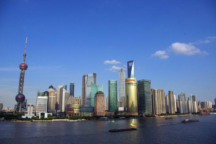 Shanghai skyline (750 x 500)