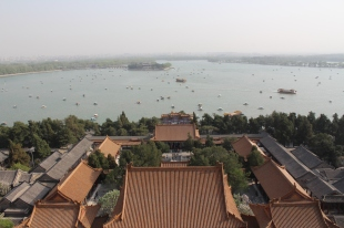 SECOND PLACE - Summer Palace by Eric Bentley