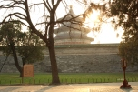 SECOND PLACE - Dusk at the Temple of Heaven by Eric Bentley
