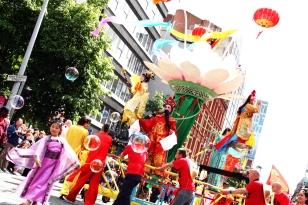 WINNER - Manchester Day Parade by Luke Kwan