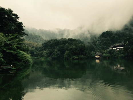 HIGHLY COMMENDABLE Green China by Emma Miao
